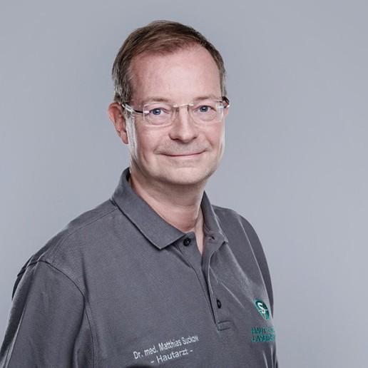 Dr Matthias Suckow